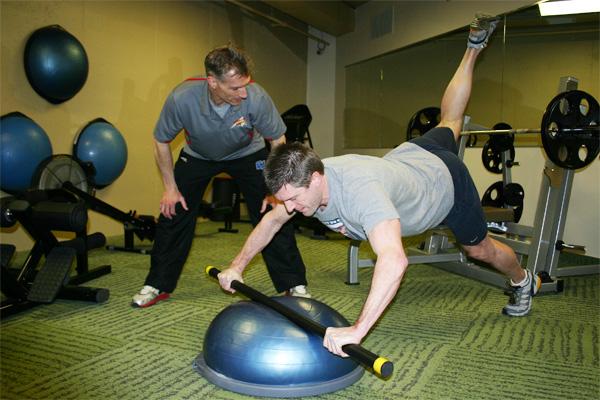 quality fitness training